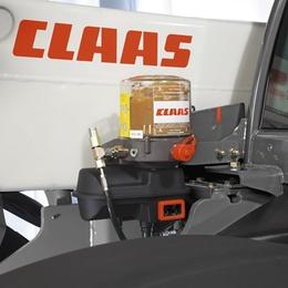 Обслуговування. Телескопічний навантажувач CLAAS SCORPION 9055-6030