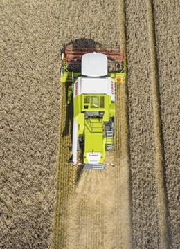 Зернозбиральний комбайн CLAAS AVERO