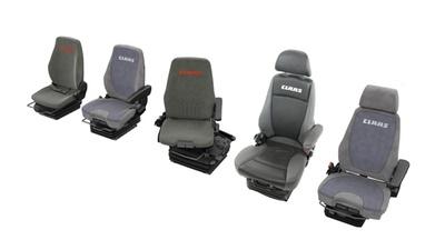 Сидіння. Кормозбиральний комбайн CLAAS JAGUAR 870-830