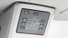 Бортовий комп'ютер. Трактор CLAAS AXION 850/820