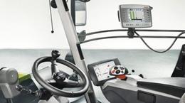 Кабіна. Трактор CLAAS XERION 5000–4000