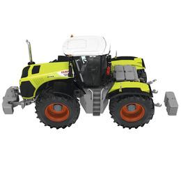 Баластування.Трактор CLAAS XERION 5000–4000
