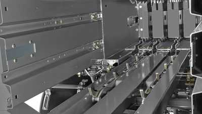 Тюковий прес-підбирач CLAAS QUADRANT 4000