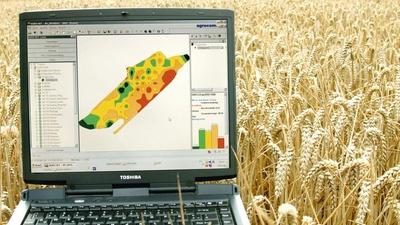 Картування врожайності LEXION + TUCANO