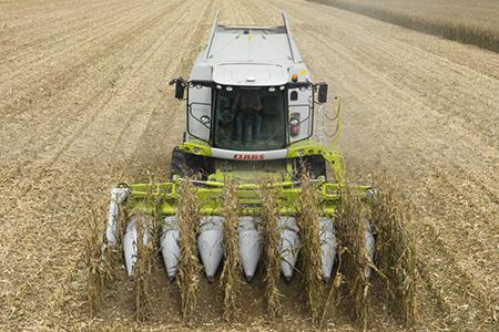 Зернозбиральний комбайн CLAAS TCANO 580