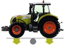 Трактор CLAAS ARION 640-620