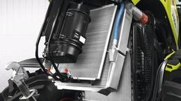 Технічне обслуговування. Трактор CLAAS AXION 950-920