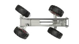 Управление колесами. Телескопический погрузчик CLAAS SCORPION 9055-6030