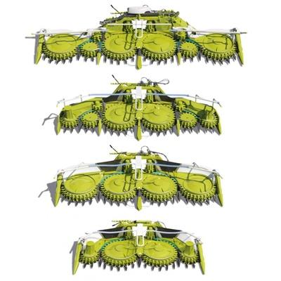 ORBIS. Кормозбиральний комбайн CLAAS JAGUAR 870-830