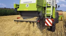 Зернозбиральний комбайн CLAAS DOMINATOR 130