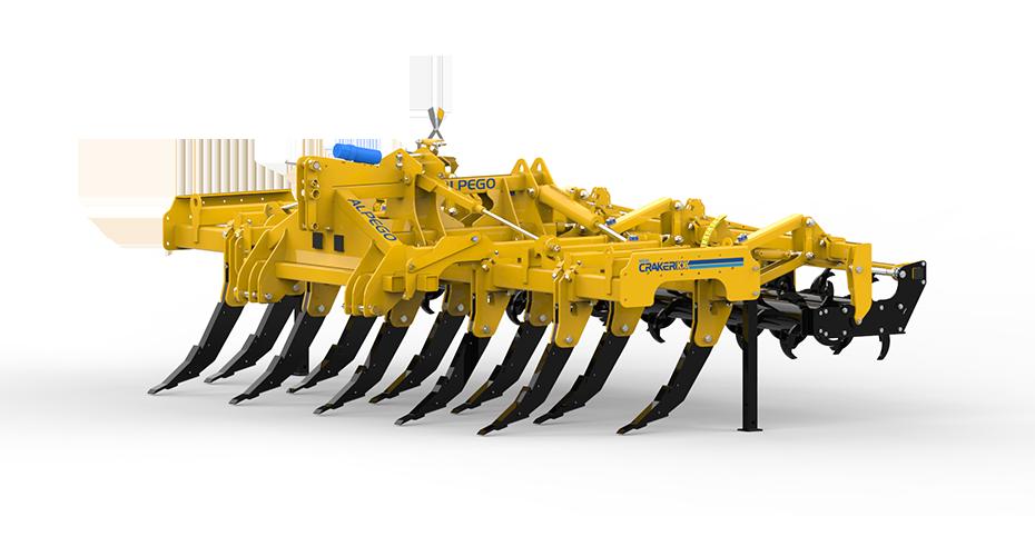Глибокорозрихлювач Mega craKer KX | Агротехсоюз