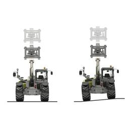 Телескопический погрузчик CLAAS SCORPION 9055-6030