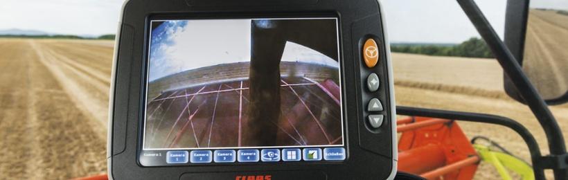 PROFI CAM. Зернозбиральний комбайн CLAAS TUCANO 580/570