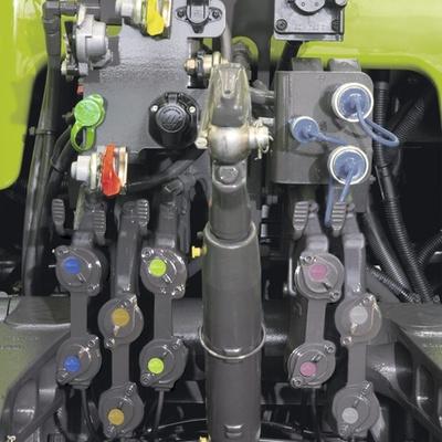 Гідравліка. Трактор CLAAS AXION 850/820