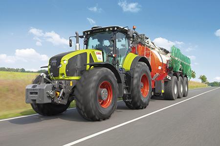 Трактор CLAAS AXION 950