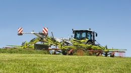 CLAAS DISCO AUTOSWATHER