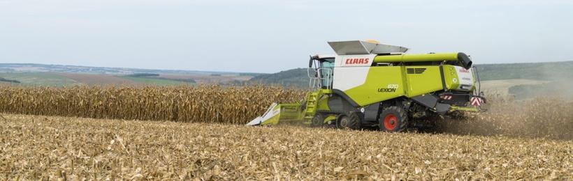 Зернозбиральний комбайн CLAAS LEXION 670/650