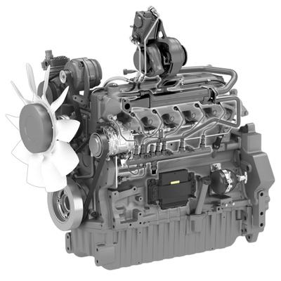 Двигун. Трактор CLAAS AXION 850/820