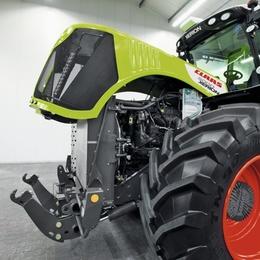 Техобслуговування. Трактор CLAAS XERION 5000–4000