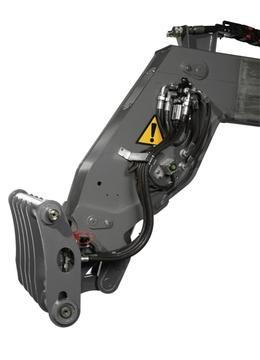 Стріла. Телескопічний навантажувач CLAAS SCORPION 9055-6030