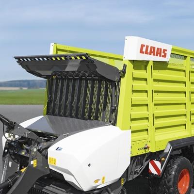 Завантаження. CLAAS CARGOS 8500-8300
