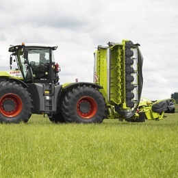 CLAAS DISCO DUO