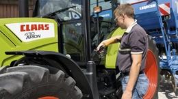 Обслуговування. Трактор CLAAS ARION 430-410
