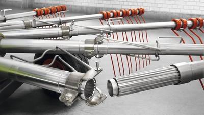 Ротор. Валкоутворювач CLAAS LINER