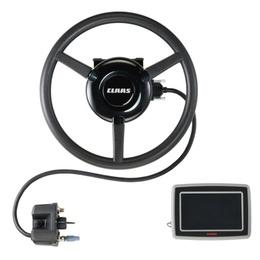 GPS PILOT FLEX. Зернозбиральний комбайн CLAAS TUCANO 450-320