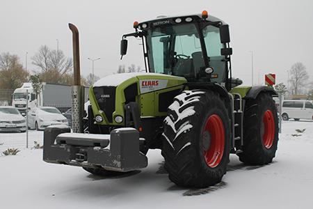 Трактор CLAAS XERION 3300 Track центральний офіс АГРОТЕХСОЮЗ
