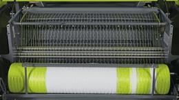 Сітка. Рулонний прес-підбирач CLAAS ROLLANT 350/340