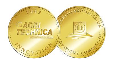 AGRITECHNICA. Зернозбиральний комбайн CLAAS LEXION 770-750