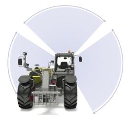 Телескопічний навантажувач CLAAS SCORPION 9055-6030