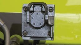 ISOBUS вихід. Трактор CLAAS AXION 850/820