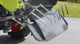 Валкоукладач. Зернозбиральний комбайн CLAAS TUCANO 450-320