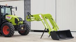 Фротальний навантажувач. Трактор CLAAS ARION 430-410