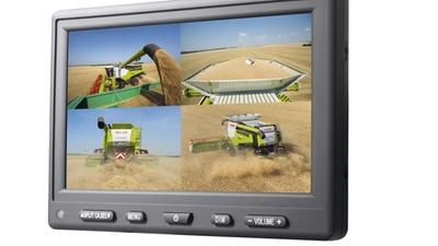 PROFI CAM. Зернозбиральний комбайн CLAAS AVERO 240/160