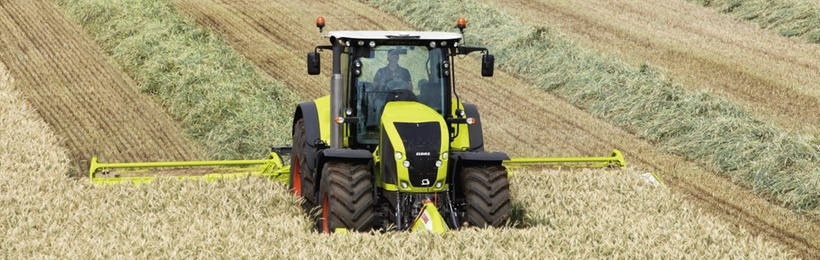 Трактор CLAAS AXION 950-920